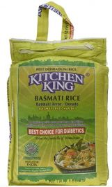 Lower GI (Diabetic) Basmati Rice (Kitchen King) - 10 LB