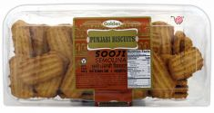 Sooji Punjabi Biscuits(Golden)-680 GM