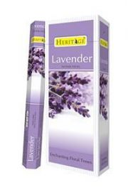 Lavender Hex Incense (Heritage)