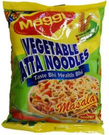 Vegetable Atta Noodles (Maggi) - 73 GM