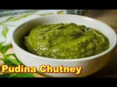 Mint Chutney (Shrinath) - 283 GM