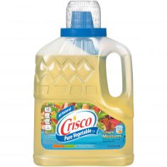 Pure All Natural Vegetable Oil (Crisco) - 64 OZ