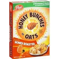 Honey Bunches of Oats - 510 GM