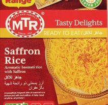 MTR Saffron Rice - 250 GM