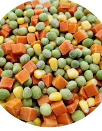 Mixed Vegetable Bag (Frozen) - 1 KG