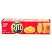 RITZ Crackers 3.4oz