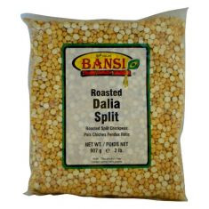 Roasted Dalia Split (Bansi) - 2 LB