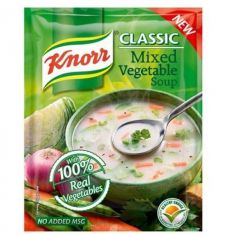 Knorr Mixed Veg Soup - 45 GM