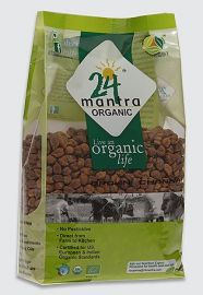 Chana Dal Brown Organic (24 Mantra) - 2 LB