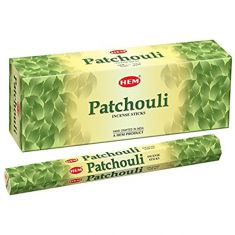 Patchouli Incense (Hem)