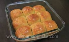 Pav Bread Eggless - White (Hot Bread) - 1 Pack (9 Pieces)