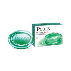 Pear soap Green clear - 125 G