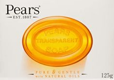 Pear soap Yellow - 125 G
