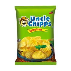 Uncle Chips Spicy Treat - 55 GM