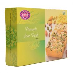 Pineapple Soan Papdi (Karachi Bakery) - 200 GM
