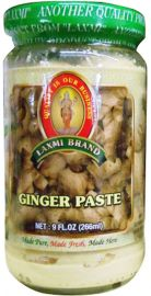 Ginger Paste (Laxmi) - 8 Oz