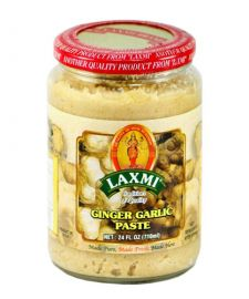 Ginger & Garlic Paste (Laxmi) - 24 oz