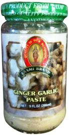 Ginger & Garlic Paste (Laxmi) - 8 oz