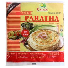 Frozen Onion Paratha (Kawan) - 5 pc