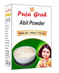 Abil Powder (Puja Grah) - 50 GM