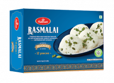 Frozen Rasmalai (Haldiram)  - 12 Pieces