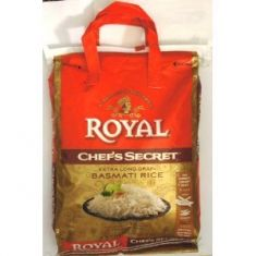 Chef Secret Xlong Basmati Rice (Royal) - 20 LB