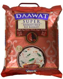 Ultima Super Basmati Rice (Daawat) - 10 LB