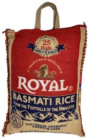 Basmati Rice (Royal) - 20 LB