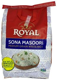 Sona Masoori Rice (Royal) - 20 LB