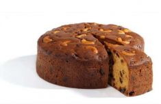 Fresh Plum Cake (Hot Breads) - 400 GM