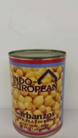 Garbanzos Chick Peas Cane - 400 GM