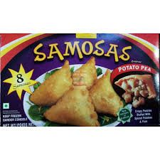 Fro Potato Samosa (Deep) - 8 Pcs (7.5 OZ)