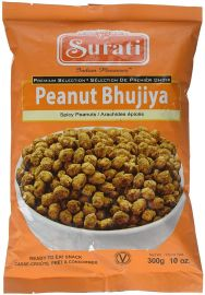 Spicy Peanuts (Surati)- 300 GM