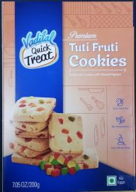 Tuti Fruiti cookies (Vadilal) 200 GM