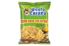 Spicy Treat Uncle Chips (Lays) - 50 GM