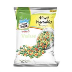 Frozen Mix Vegetables (Vadilal) - 312 GM