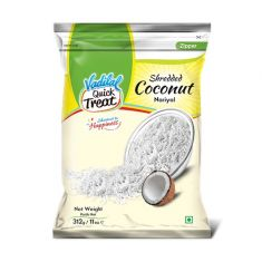 Frozen Shredded Coconut (Vadilal) - 312 GM