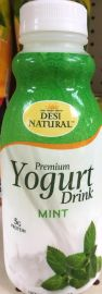Mint Yogurt Drink (Desi Natural) - 16 oz