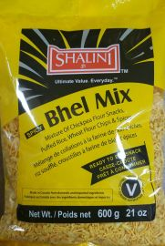 Spicy Bhel Mix (Shalini) - 600 GM