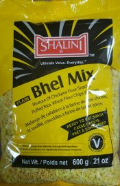 Plain Bhel Mix (Shalini) - 600 GM