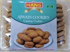 Ajwain Cookies (Hans) - 400 GM