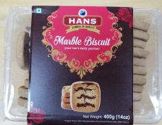 Marble Cookies (Hans) - 400 GM