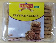 Dry Fruit Cookies (Hans) - 400 GM