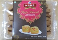 Cashew Cookies (Hans) - 400 GM