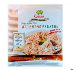 Frozen Paratha Whole Wheat (Kawan) - 5 pc