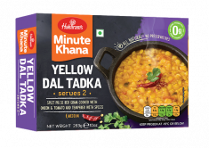 Frozen Yellow Dal Tadka (Haldiram) - 283 GM